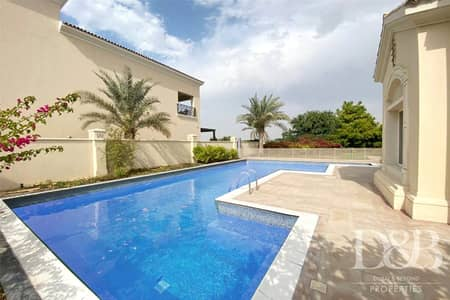 6 Bedroom Villa for Sale in Arabian Ranches, Dubai - Huge Plot |  Furnished | Type A | Vacant