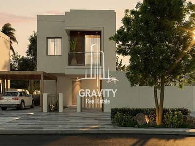 4 Bedroom Townhouse for Sale in Yas Island, Abu Dhabi - Spectacular Townhouse | Best of Yas Living