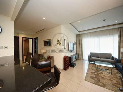 2 Bedroom Flat for Rent in Jumeirah Lake Towers (JLT), Dubai - Fully Furnished