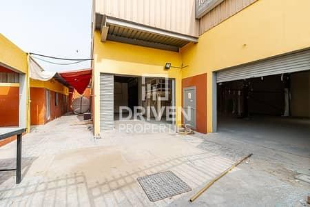 مستودع  للبيع في القصيص، دبي - Well-maintained and Stand Alone Warehouse
