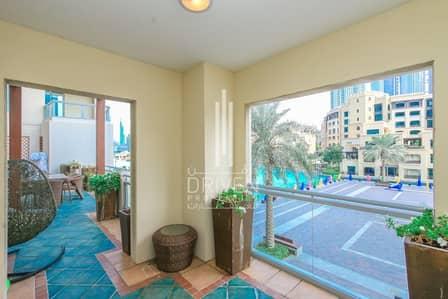 فیلا 4 غرف نوم للبيع في وسط مدينة دبي، دبي - Fully Upgraded 4BR Villa  Full Burj Views