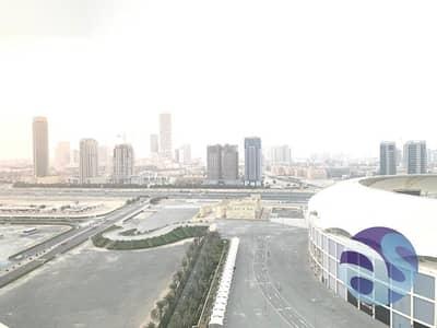 استوديو  للايجار في مدينة دبي الرياضية، دبي - Close Kitchen ! Open View ! Chiller Free ! Studio for rent