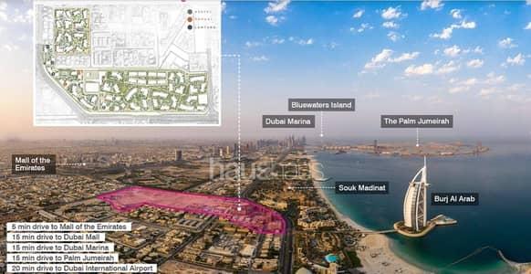 4 Bedroom Apartment for Sale in Umm Suqeim, Dubai - Pay Just 10% to Book | Walk to the Burj Al Arab