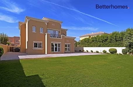 فیلا 4 غرف نوم للايجار في المرابع العربية، دبي - Bright & Spacious | Single Row | Perfect Location