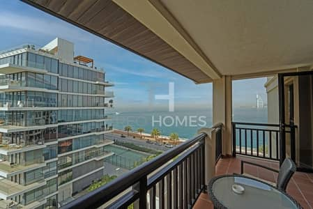 2 Bedroom Apartment for Rent in Palm Jumeirah, Dubai - Spacious Apartment | Hotel Amenities | Available Now