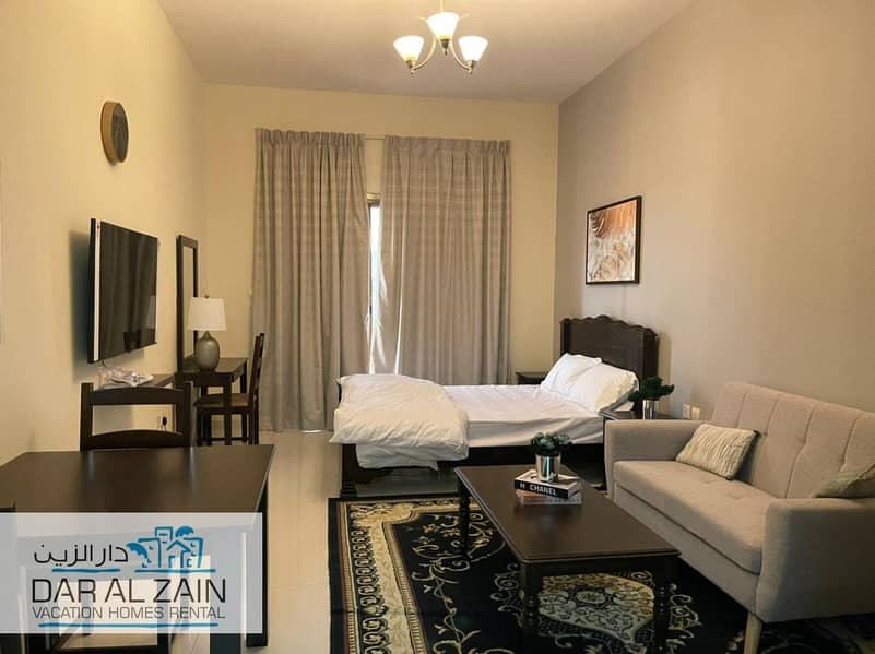 2 FULLY FURNISHED | BEST PRICE | SPACIOUS STUDIO