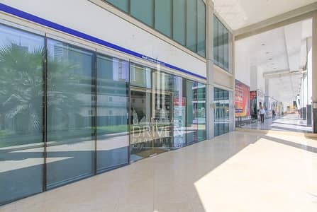 Shop for Rent in Business Bay, Dubai - Shell and Core Retail and Close to Metro
