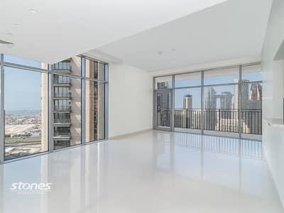 فلیٹ 2 غرفة نوم للبيع في وسط مدينة دبي، دبي - High Floor | Best layout | Boulevard and sea view