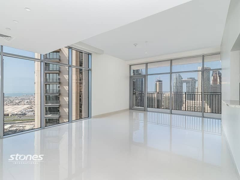 High Floor | Best layout | Boulevard and sea view