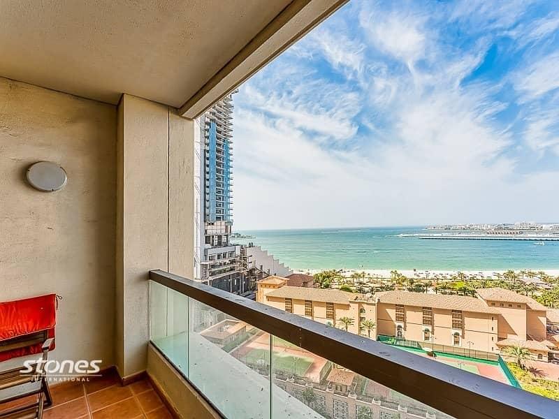 11 Exclusive 4Bedroom + maids duplex |full sea view