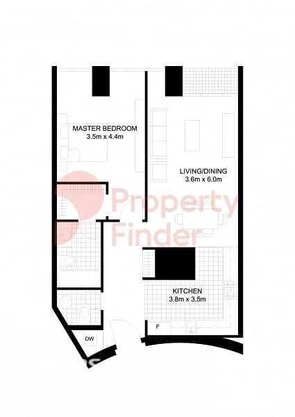 14 Elegant Apartment | High floor | Outstanding View
