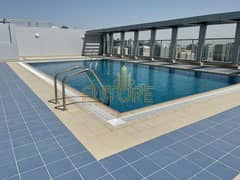 شقة في الخالدية 2 غرف 65000 درهم - 5066299