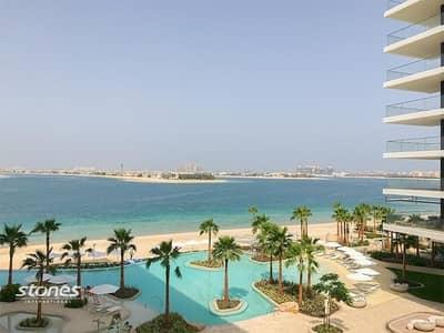 شقة 1 غرفة نوم للبيع في نخلة جميرا، دبي - Exclusive Apartment With Breathtaking Sea View