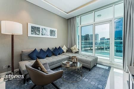 1 Bedroom Flat for Sale in Business Bay, Dubai - Stunning furnished one bedroom with canal view
