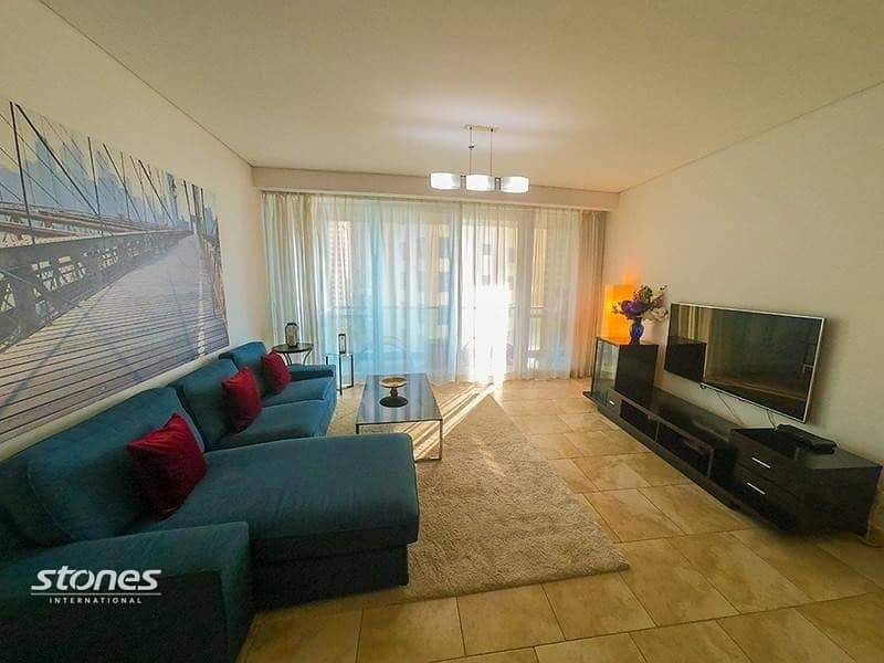2 Furnished Apartment   Sea View   Spacious Balcony