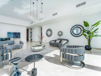 Magnificent 4BR Penthouse with Full Marina View
