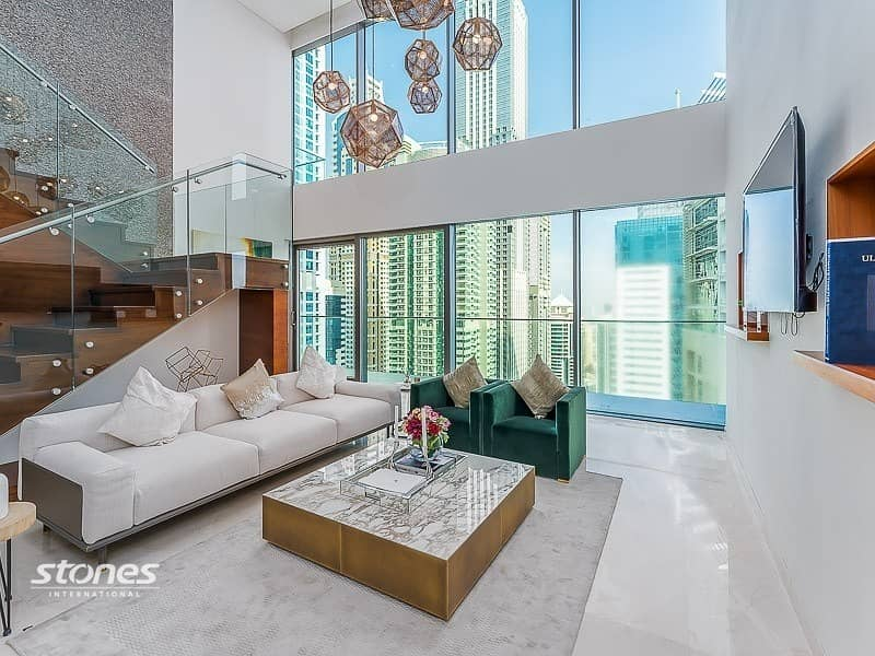 Astonishing 4BR Penthouse with Incredible Views