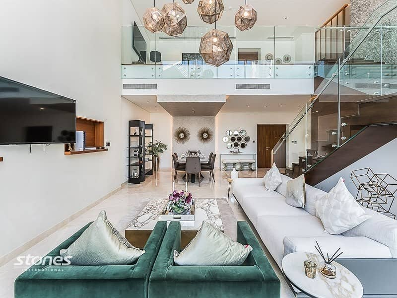 2 Astonishing 4BR Penthouse with Incredible Views