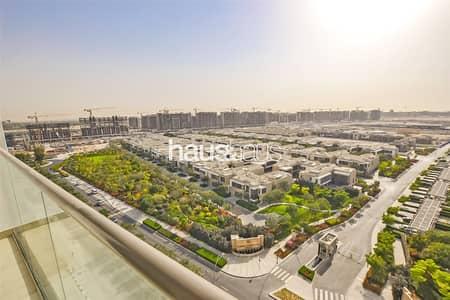 فلیٹ 1 غرفة نوم للايجار في مدينة محمد بن راشد، دبي - Villa and Skyline View | Brand New | Chiller Free