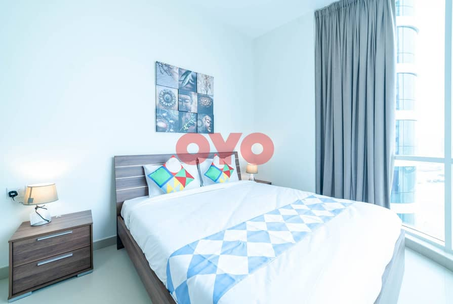 2 999  Monthly 2BHK | Fully Furnished | Free DEWA/WiFi | No Commission