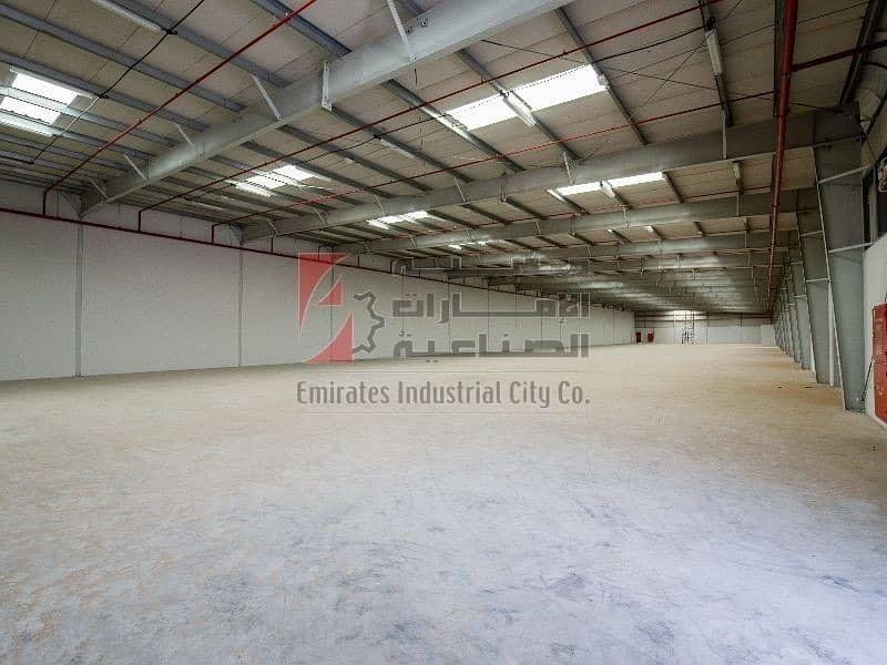 2 2 Month Free Only 20 AED/sq.ft - Direct from the Owner  - Brand-new Warehouse