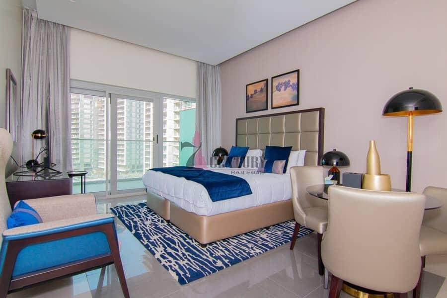 Furnished   Exclusive Studio Apartment   High Floor