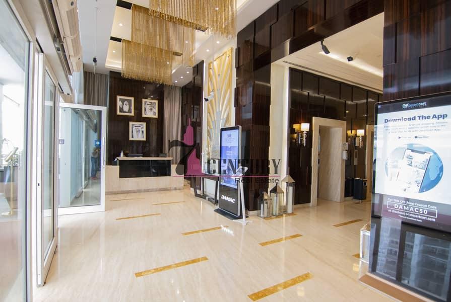 24 Furnished   Exclusive Studio Apartment   High Floor