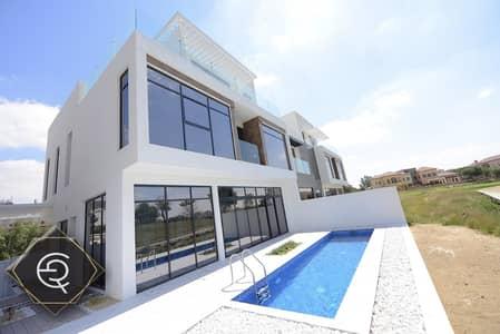 فیلا 5 غرف نوم للبيع في عقارات جميرا للجولف، دبي - Upgraded Villa   Ready To Move In   Corner Villa