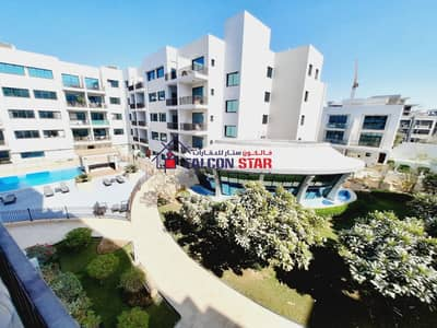 LIVE WITH LUXURY | BEST LAYOUT FURNISHED ONE BED WITH GARDEN VIEW