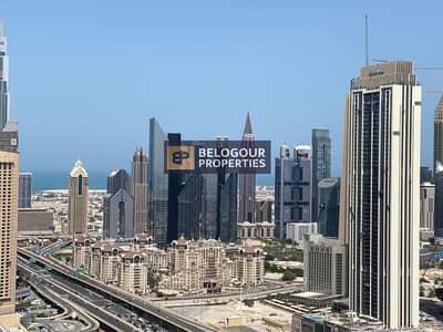 شقة 1 غرفة نوم للايجار في وسط مدينة دبي، دبي - High Floor | Furnished 1BR | The Signature