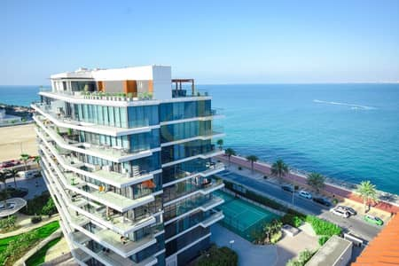 Studio for Rent in Palm Jumeirah, Dubai - Luxury Waterfront Apartments | Fully Furnished Studio