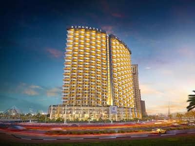 بنتهاوس 3 غرف نوم للبيع في الجداف، دبي - بنتهاوس في Binghatti Avenue بن غاطي افينيو 3 غرف 1500000 درهم - 5010517