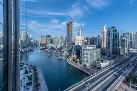 شقة 2 غرفة نوم للبيع في دبي مارينا، دبي - Marina View | Maids Room | Unfurnished
