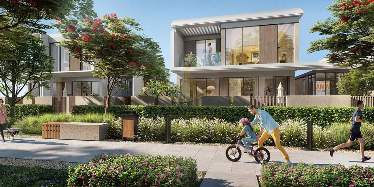 2 4.5 Years Payment Plan | Limited Edition 4BR Villas