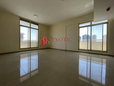 Studio for Rent in Dubai Sports City, Dubai - Golf course view | 2 balcony | Spacious | Corner