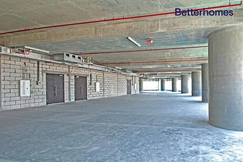 2 Vacant | High Floor | Canal View | Shell And Core