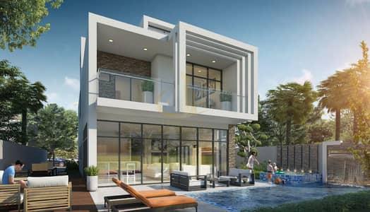 4 Bedroom Villa for Sale in DAMAC Hills (Akoya by DAMAC), Dubai - 4 Years Payment Plan | Luxury Trump Estates Villas
