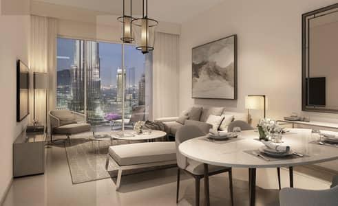 شقة 1 غرفة نوم للبيع في وسط مدينة دبي، دبي - Next to Burj Khalifa|Flexible Payment Plan|Luxury Apartment