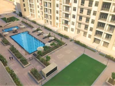 2 Bedroom Apartment for Rent in Town Square, Dubai - Multiple Cheques| Ready to move in| Pool View