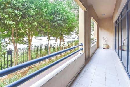 شقة 3 غرف نوم للايجار في الروضة، دبي - Wooden Flooring | Ground floor | Mid May