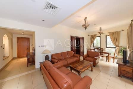 شقة 1 غرفة نوم للبيع في المدينة القديمة، دبي - Spacious 1 BR Layout | Furnished | Vacant
