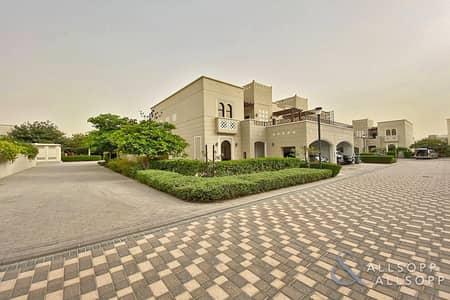 تاون هاوس 4 غرف نوم للبيع في مدن، دبي - Semi-Detached | Single Row | 4 Bedrooms