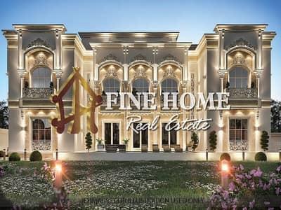 فيلا مجمع سكني 16 غرف نوم للبيع في هضبة الزعفرانة، أبوظبي - Compound 2 villas I 16 apartment I12 Studio