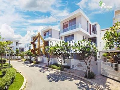 فيلا مجمع سكني 10 غرف نوم للبيع في مدينة شخبوط (مدينة خليفة ب)، أبوظبي - 6 Villas Compound |MBR |2 BR |External Extension