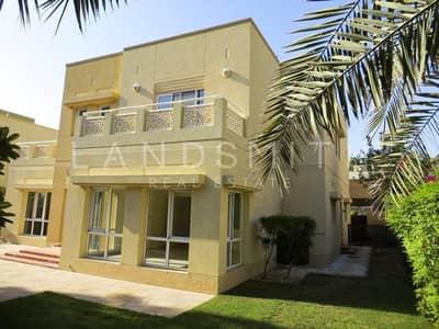 5 Bedroom Villa for Sale in The Meadows, Dubai - Upgraded 5BR plus Study Villa in Meadows 1 I Rented