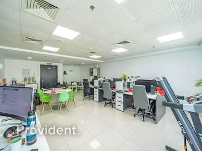 مکتب  للبيع في أبراج بحيرات الجميرا، دبي - Motivated Seller | Fitted Space | Vacant
