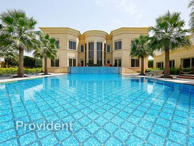 7 Bedroom Villa for Sale in Emirates Hills, Dubai - Mansion for Sale | Luxury Living | Emirates Hills
