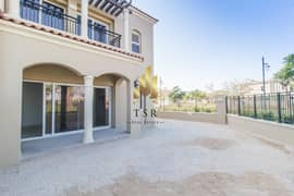 Semi-Detached    Well Maintained   3Br+M Villa