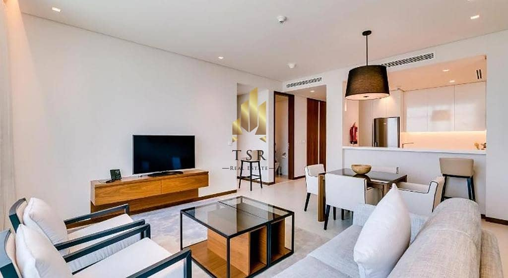 2 Fully Furnished | Luxury 2BR | The Hills