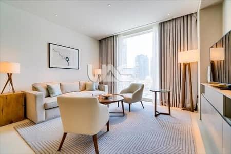 فلیٹ 2 غرفة نوم للبيع في وسط مدينة دبي، دبي - Burj Khalifa View| Serviced and Furnished Apartment.| Rented